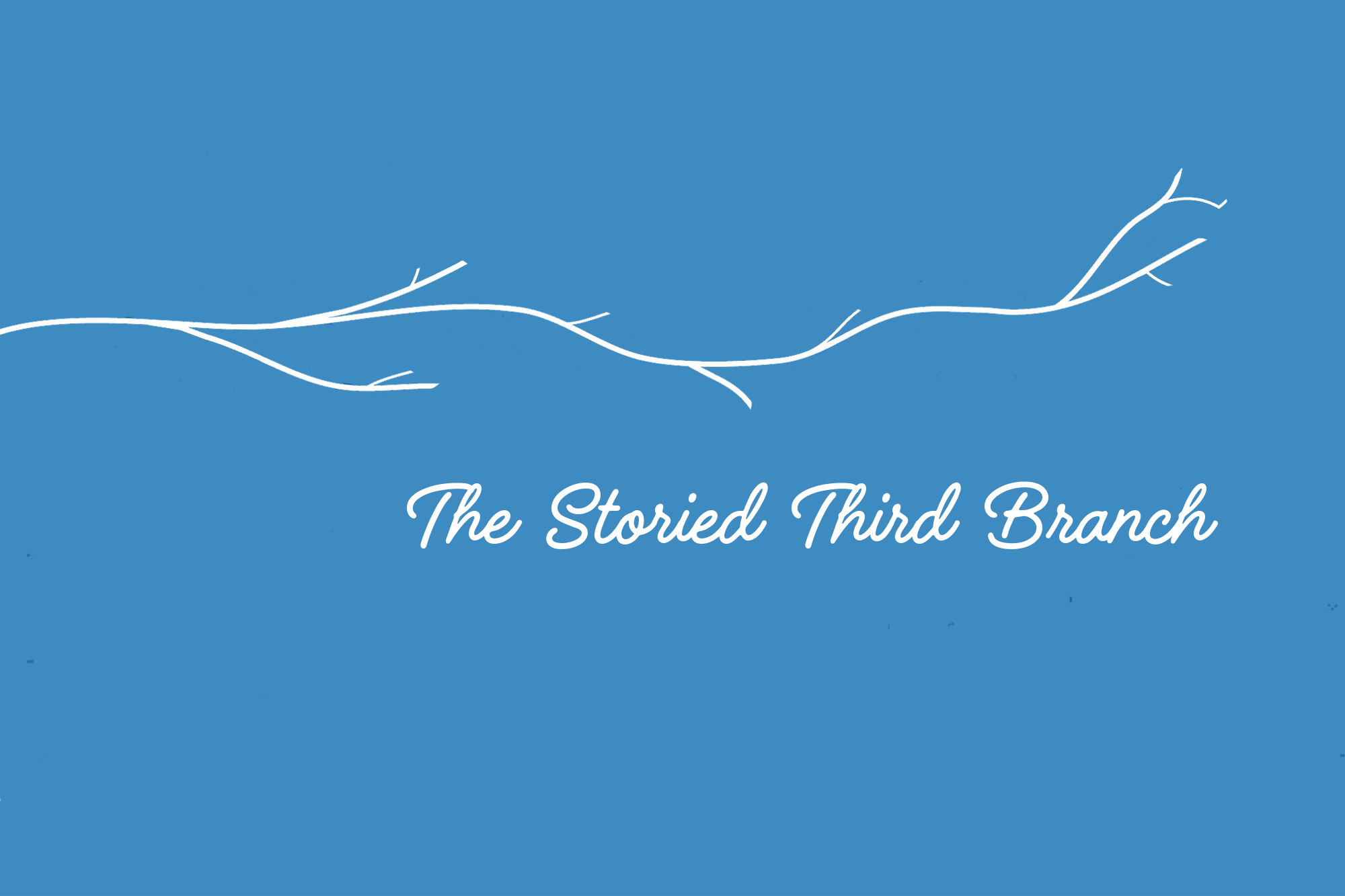 The Storied Third Branch