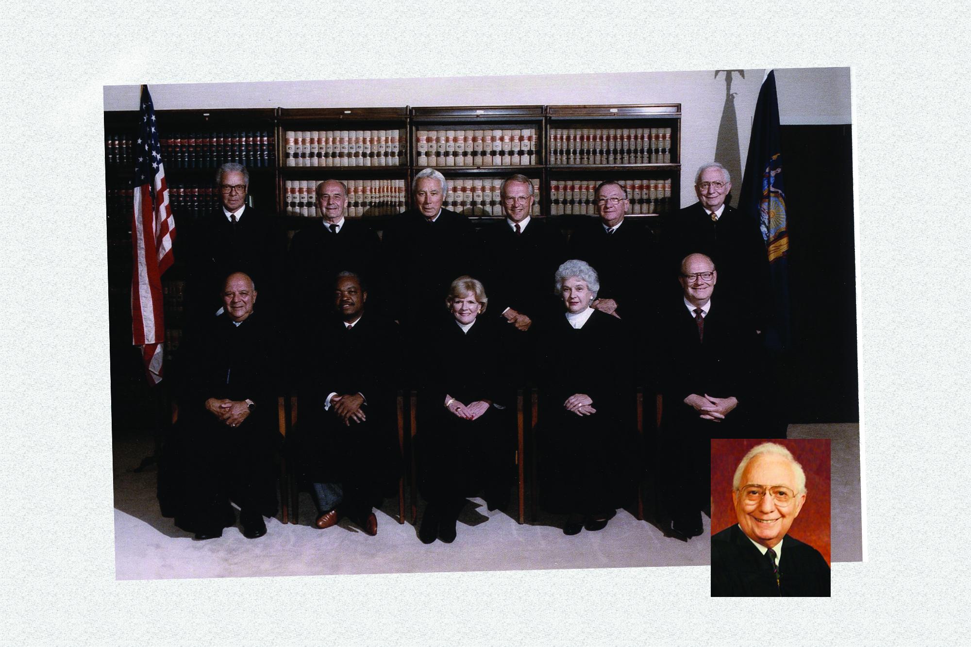 Justice David Boehm