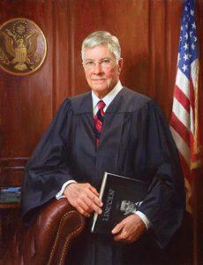 Judge Robert Mills