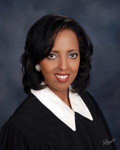 Judge Nina Ashenafi-Richardson