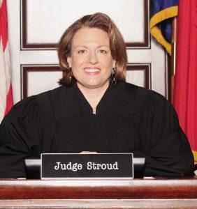 Judge Donna Stroud