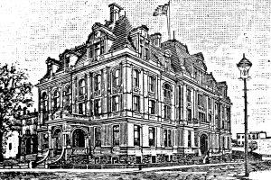 Connecticut Court House