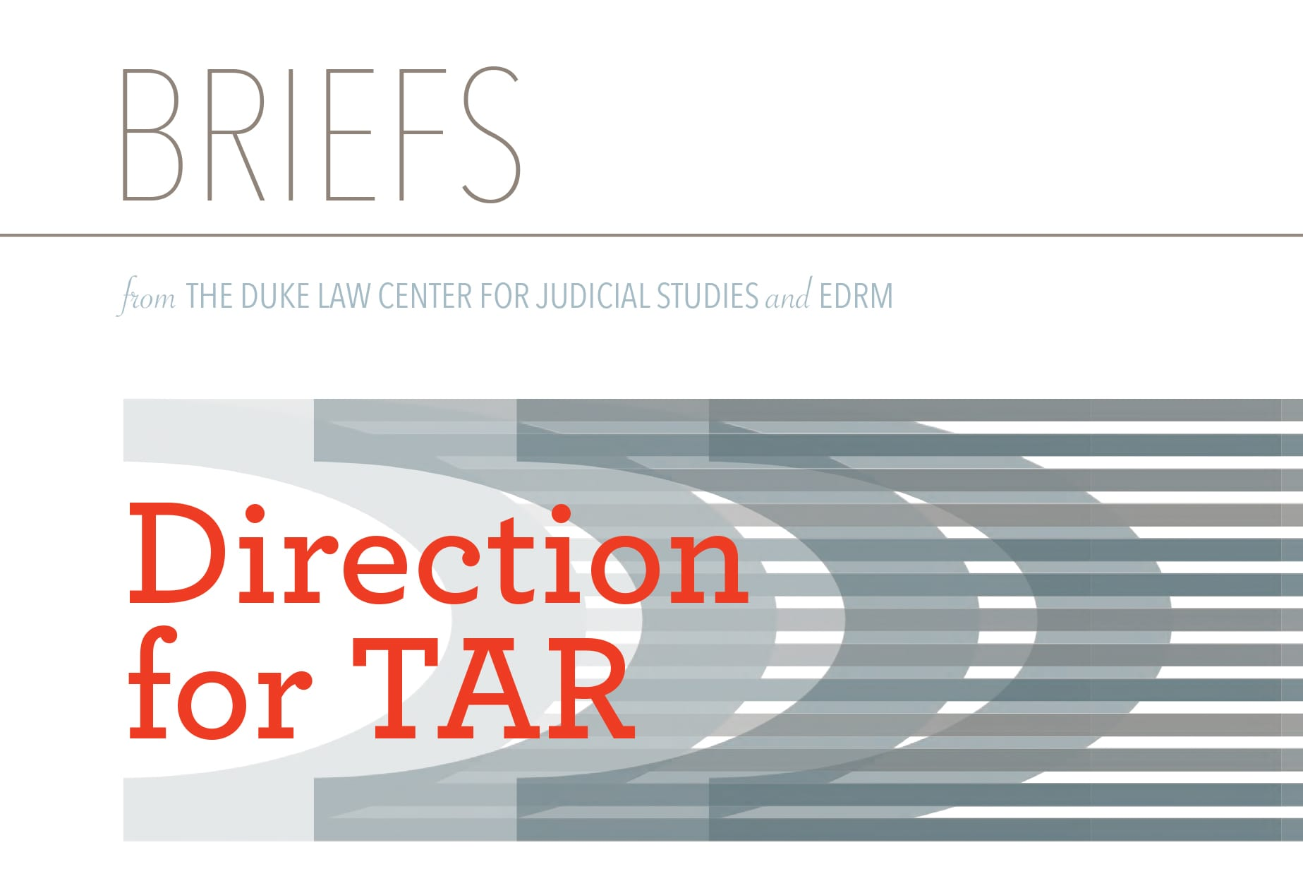 Direction for TAR