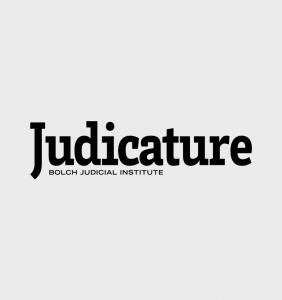 Judicature