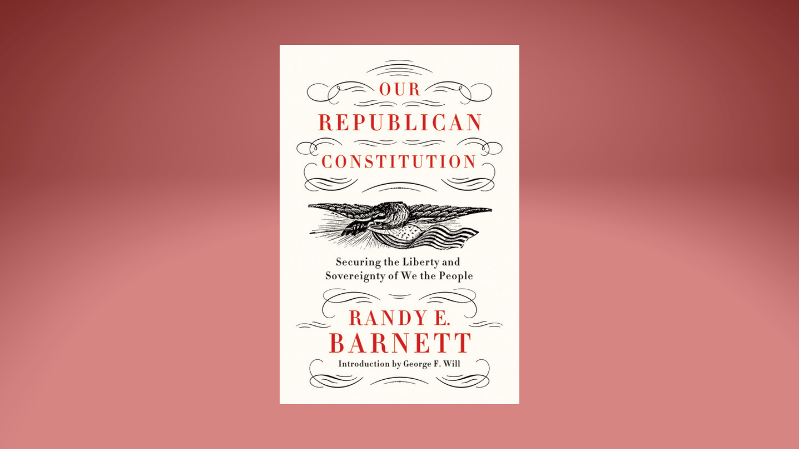 """Cover of """"Our Republican Constitution"""""""