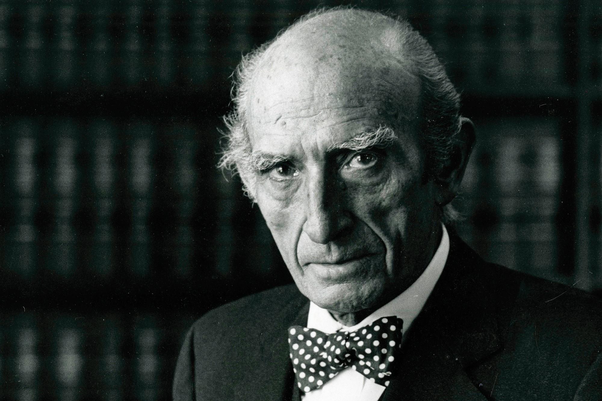 Judge Weinfeld Portrait